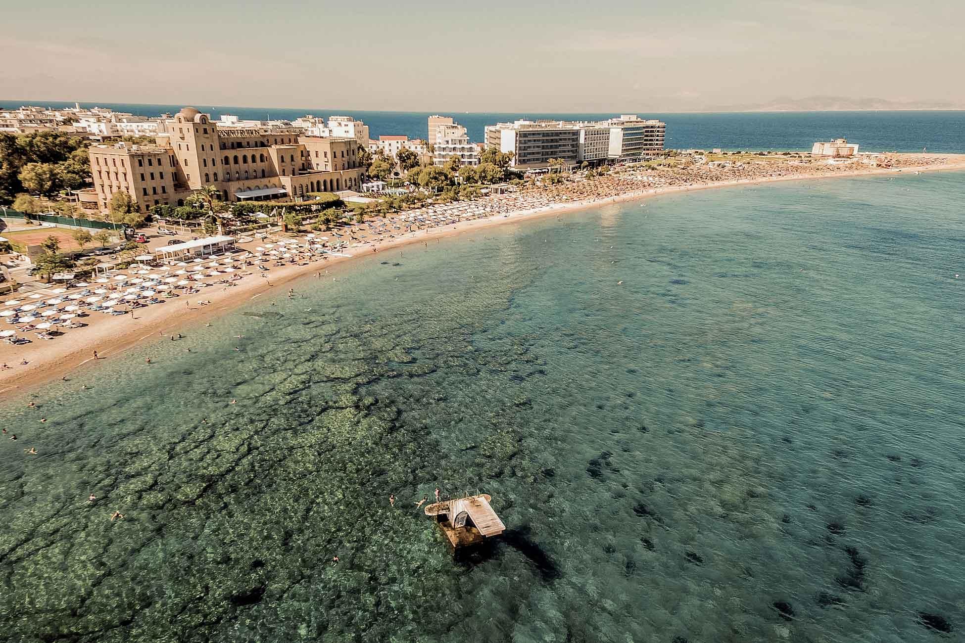 Cook's Club City Beach Rhodes Hotel | Greece | Cook's Club Hotels